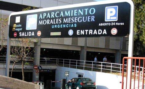 Hospital Morales Meseguer – Murcia