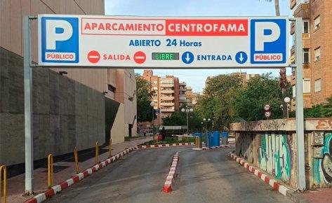 C.C. Centrofama – Murcia
