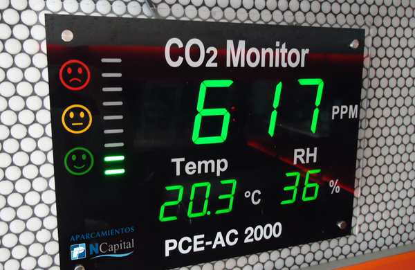 noticia-medicion-CO2-aparcamientos-newcapital