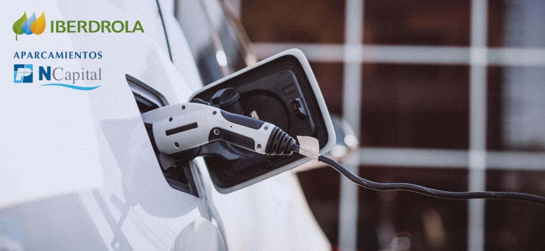 New-Capital-Iberdrola-acuerdo-puntos-recarga-vehiculos-electricos
